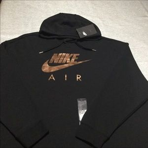 Nike Tops - SIZE DOWN 1 SIZE NIKE AIR SPORTSWEAR HOODIE